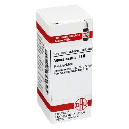 DHU Agnus castus D 6 Globuli - 1