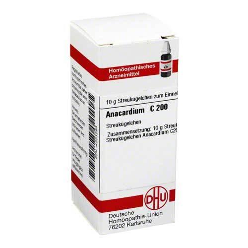 DHU Anacardium C 200 Globuli - 1
