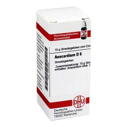 Anacardium D 6 Globuli - 1