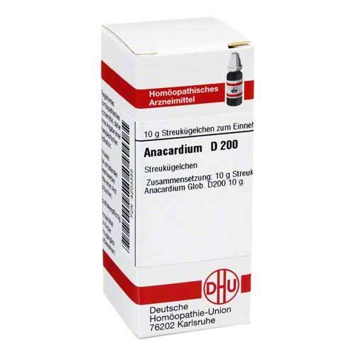 DHU Anacardium D 200 Globuli - 1