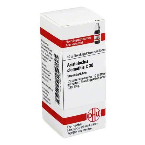 Aristolochia clematitis C 30 Globuli - 1