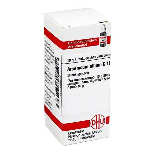 DHU Arsenicum album C 1000 Globuli - 1