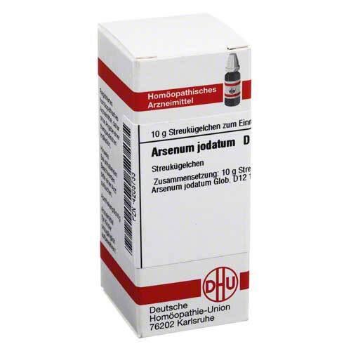 Arsenum jodatum D 12 Globuli - 1
