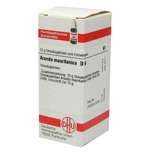 DHU Arundo mauritanica D 6 Globuli - 1