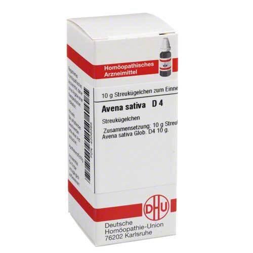 DHU Avena sativa D 4 Globuli - 1