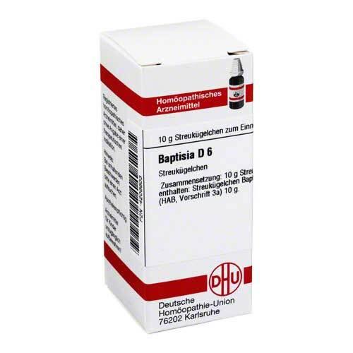 Baptisia D 6 Globuli - 1