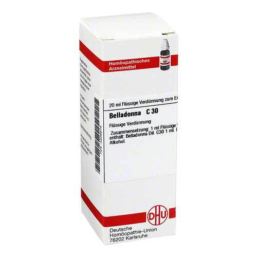 DHU Belladonna C 30 Dilution - 1