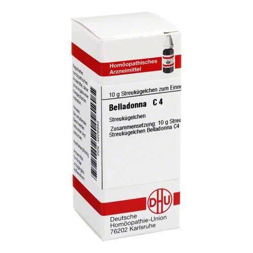Belladonna C 4 Globuli - 1
