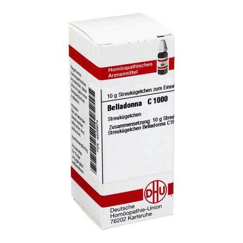 Belladonna C 1000 Globuli - 1