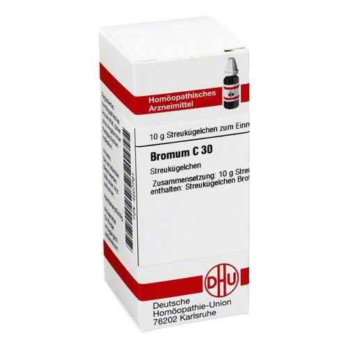 Bromum C 30 Globuli - 1