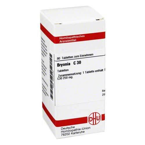 DHU Bryonia C 30 Tabletten - 1