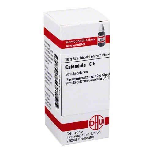 DHU Calendula C 6 Globuli - 1