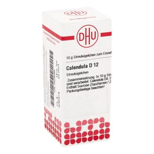 DHU Calendula D 12 Globuli - 1