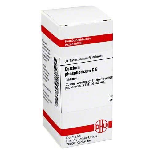 DHU Calcium phosphoricum C 6 Tabletten - 1