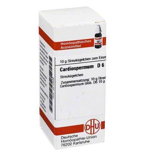 DHU Cardiospermum D 6 Globuli - 1