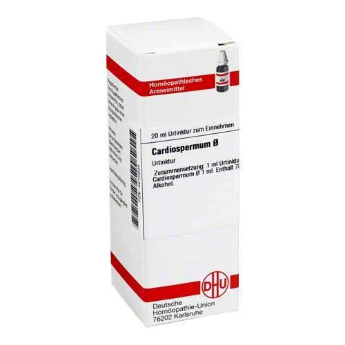 DHU Cardiospermum Urtinktur - 1