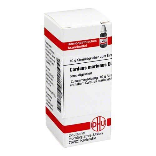 DHU Carduus marianus D 3 Globuli - 1