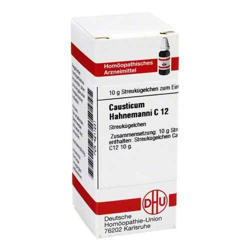 DHU causticum Hahnemanni C 12 Gl - 1
