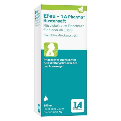 Efeu 1A Pharma Hustensaft - 1