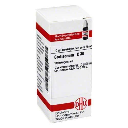DHU Cortisonum C 30 Globuli - 1