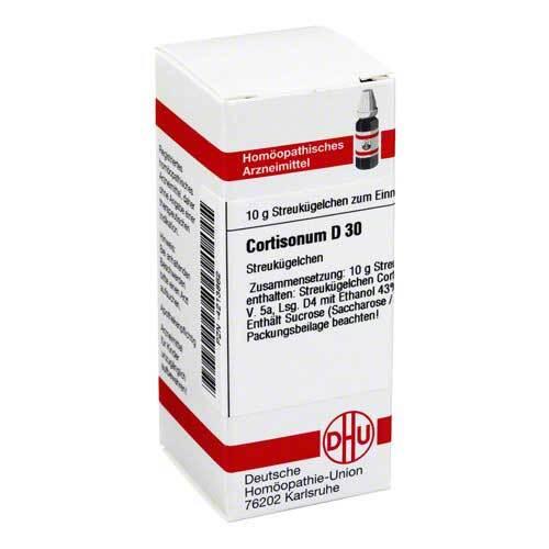 DHU Cortisonum D 30 Globuli - 1
