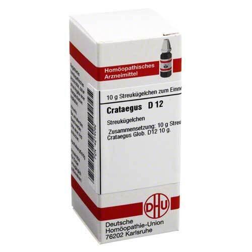 Crataegus D 12 Globuli - 1