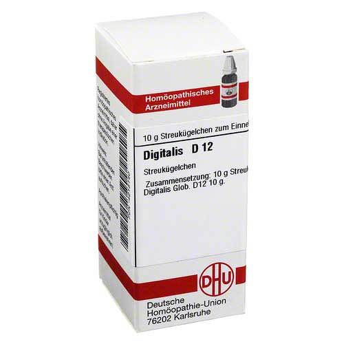 Digitalis D 12 Globuli - 1