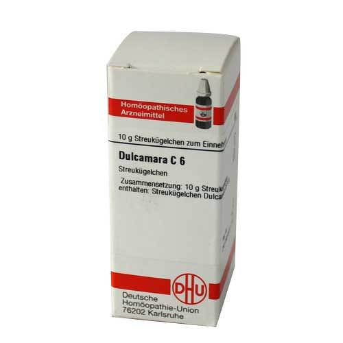 DHU Dulcamara C 6 Globuli - 1
