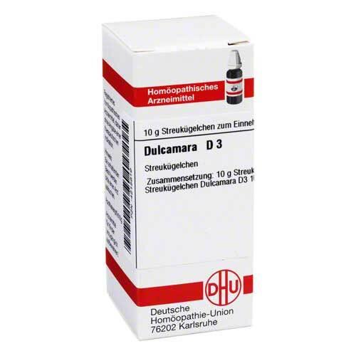 DHU Dulcamara D 3 Globuli - 1