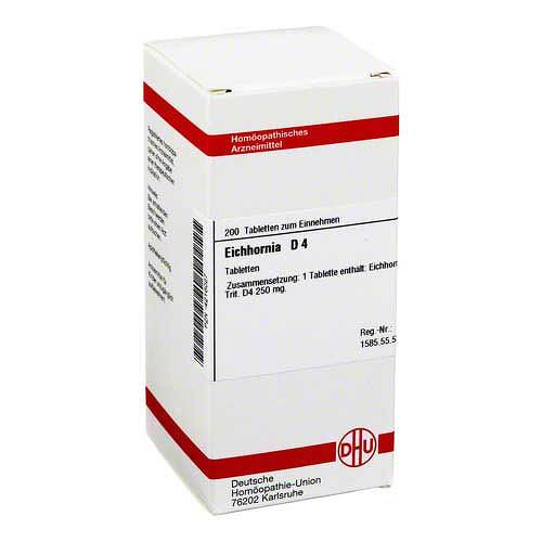 DHU Eichhornia D 4 Tabletten - 1