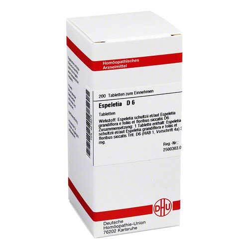 DHU Espeletia D 6 Tabletten - 1