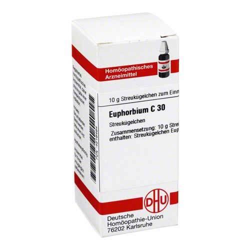 DHU Euphorbium C 30 Globuli - 1