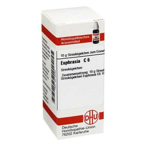 DHU Euphrasia C 6 Globuli - 1