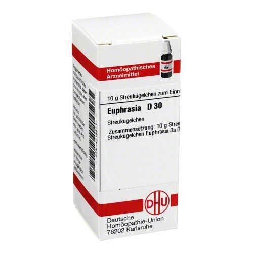 Euphrasia D 30 Globuli - 1