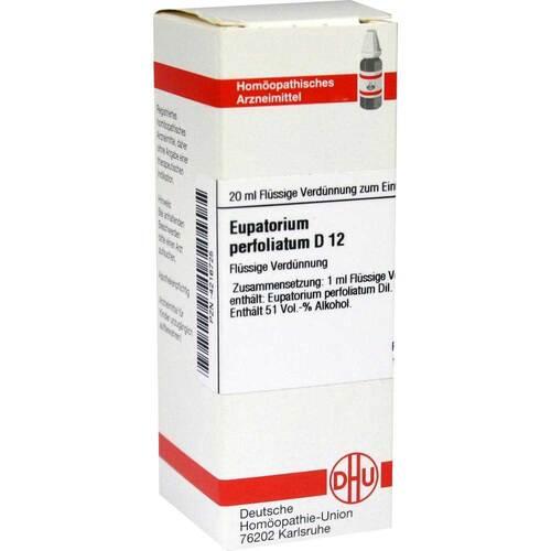 Eupatorium perfoliatum D 12 Dilution - 1