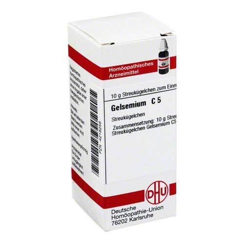 Gelsemium C 5 Globuli - 1