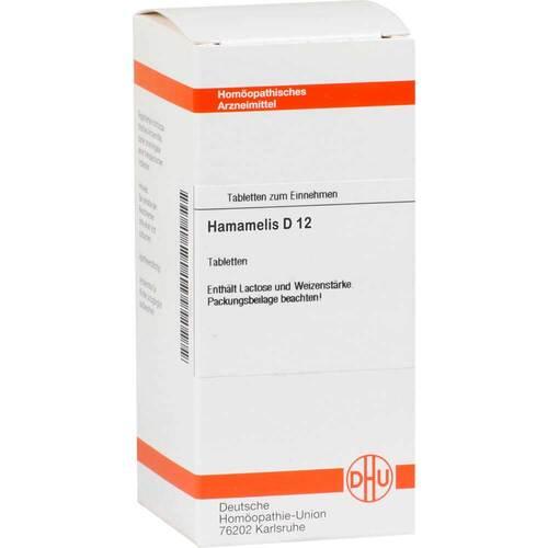 Hamamelis D 12 Tabletten - 1