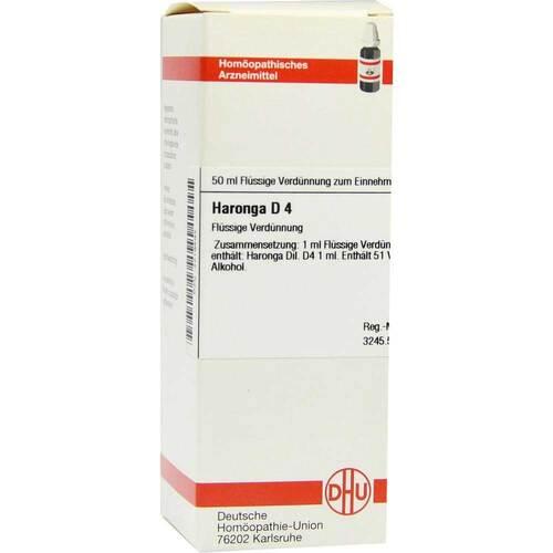 DHU Haronga D 4 Dilution - 1
