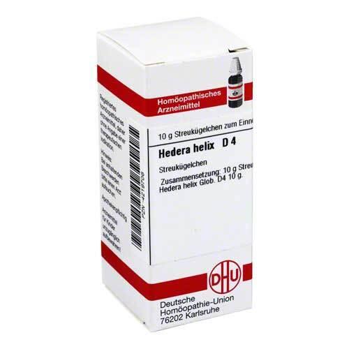 DHU Hedera Helix D 4 Globuli - 1