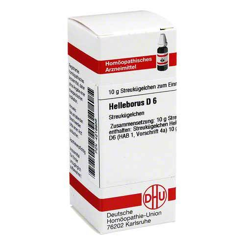 DHU Helleborus D 6 Globuli - 1