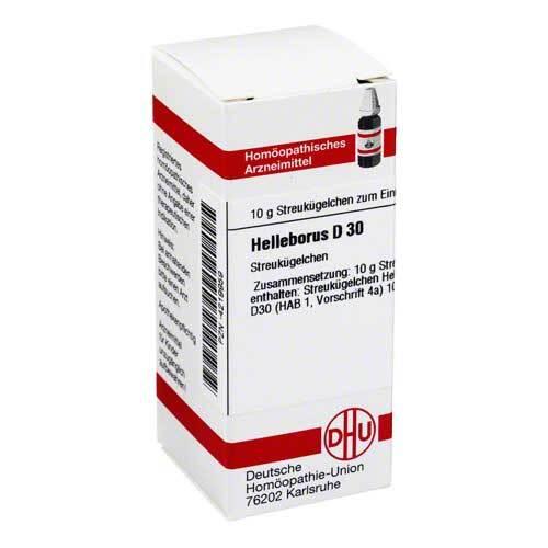 DHU Helleborus D 30 Globuli - 1