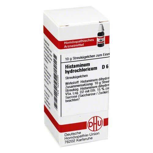 DHU Histaminum hydrochloricum D - 1