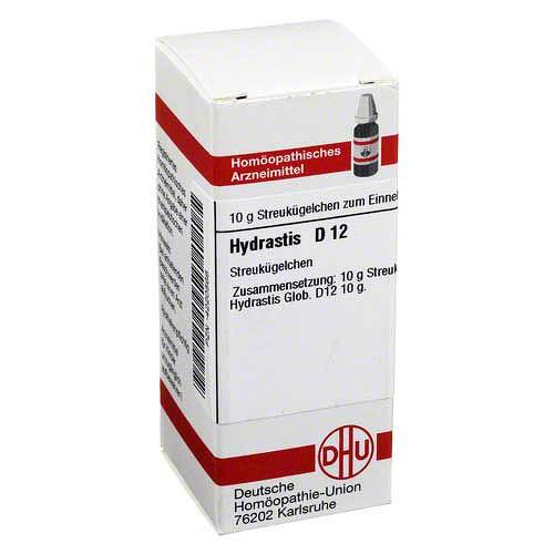Hydrastis D 12 Globuli - 1