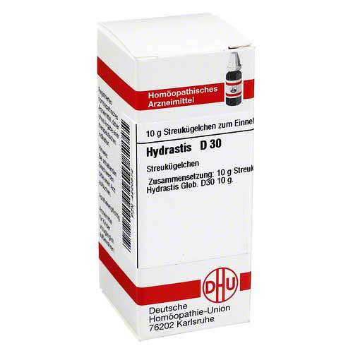 DHU Hydrastis D 30 Globuli - 1
