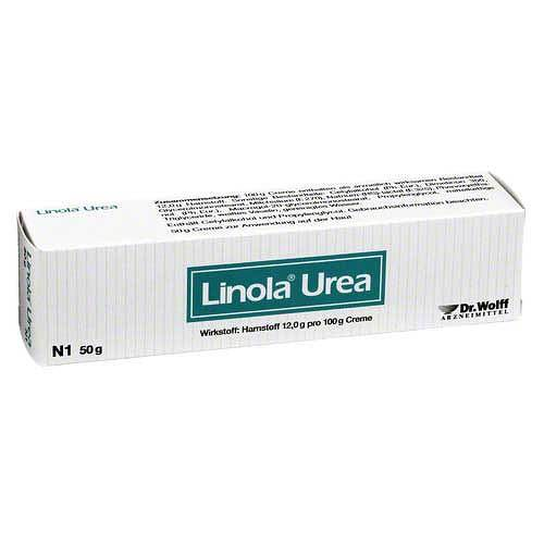 Linola Urea Creme - 1