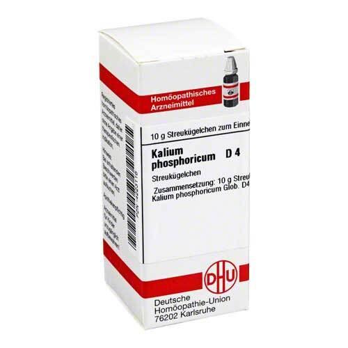 Kalium phosphoricum D 4 Globuli - 1