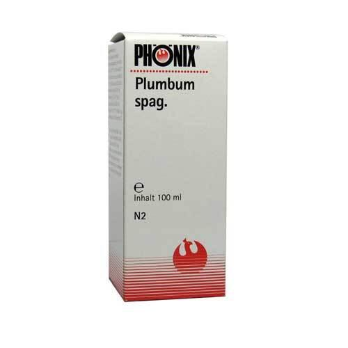 Phönix Plumbum spag. Tropfen - 1