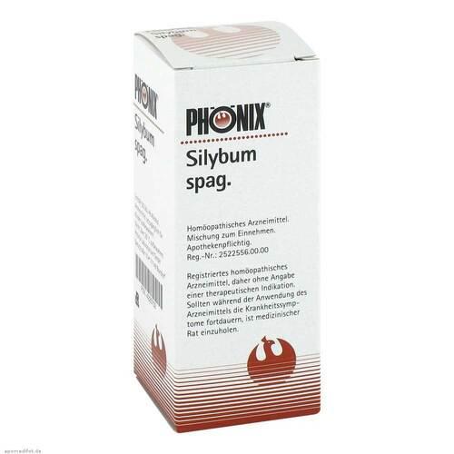 Phönix Silybum spag. Tropfen - 1