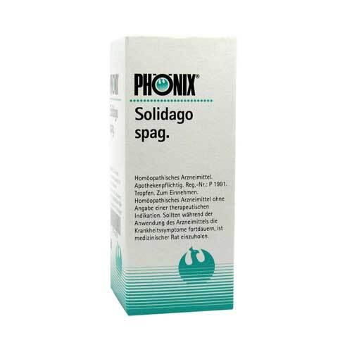 Phönix Solidago spag. Tropfen - 1