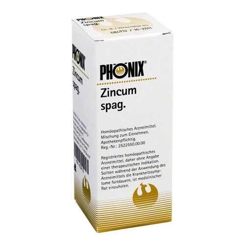 Phönix Zincum spag. Tropfen - 1